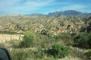 Das Tal des Rio Monegre