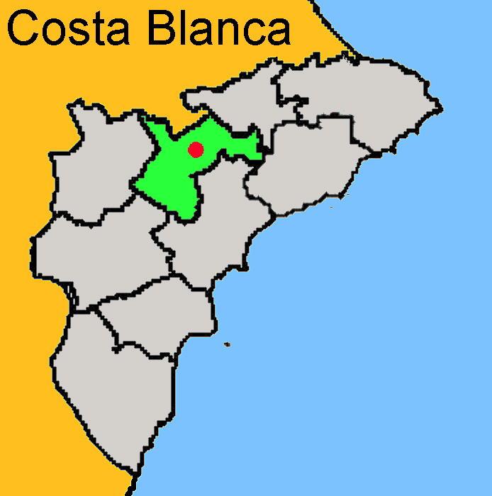 Karte: Alcoy