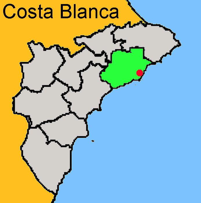 Karte: Alfas