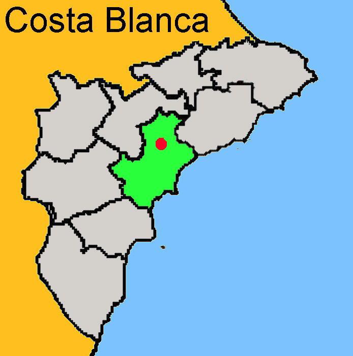 Karte: Busot