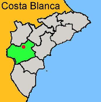 Karte: Elda