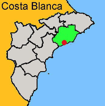 Karte: Villajoyosa