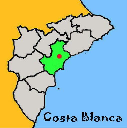 Karte: San Juan de Alicante