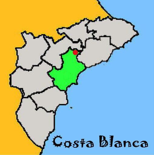 Karte: Torremanzanas