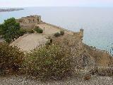 Mauer La Torreta Teilansicht
